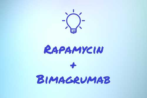 Graphic: Rapamycin + Bimagrumab